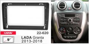 Переходная рамка LADA Granta Carav 22-620