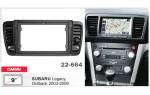 Переходная рамка Subaru Legacy Carav 22-664