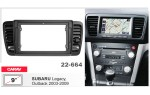 Переходная рамка Subaru Legacy, Outback Carav 22-664