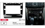 Переходная рамка Nissan Pathfinder Carav 22-713