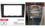 Переходная рамка Toyota Avensis Carav 22-714