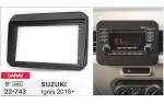 Переходная рамка Suzuki Ignis Carav 22-743