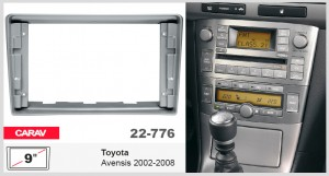 Переходная рамка Toyota Avensis Carav 22-776