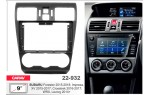 Переходная рамка Subaru Carav 22-932