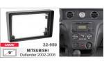 Переходная рамка Mitsubishi Outlander Carav 22-950