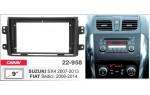 Переходная рамка Suzuki SX4, Fiat Sedici Carav 22-958