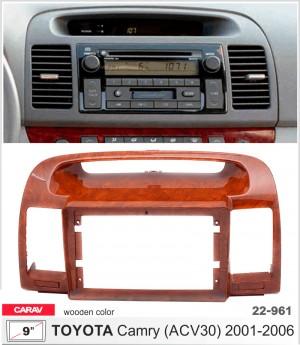 Переходная рамка Toyota Camry Carav 22-961