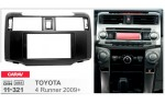 Переходная рамка Toyota 4 Runner Carav 11-321