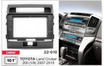 Переходная рамка Toyota Land Cruiser 200 Carav 22-010