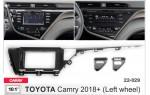 Переходная рамка Toyota Camry Carav 22-029