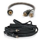 Межблочные кабели и Y разветвители
