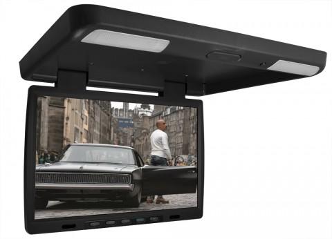 Потолочный монитор GATE SQ-1502 BL чёрный