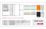 Переходник ISO Ford Carav 12-023