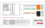Переходник ISO Citroen, Peugeot Carav 12-026