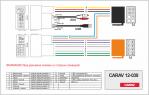 Переходник ISO KIA, Hyundai Carav 12-039
