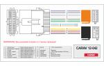 Переходник ISO Chevrolet, Hummer, Suzuki Carav 12-042