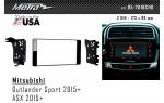 Переходная рамка Mitsubishi Outlander Sport Metra 95-7018CHG