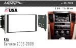 Переходная рамка KIA Sorento Metra 95-7328