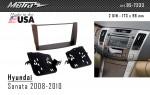 Переходная рамка Hyundai Sonata Metra 95-7333