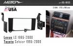 Переходная рамка Lexus LS, Toyota Celsior Metra 95-8153