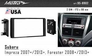 Переходная рамка Subaru Forester, Impreza Metra 95-8902