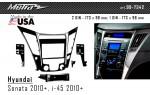 Переходная рамка Hyundai Sonata (YF) Metra 99-7342