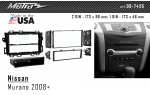 Переходная рамка Nissan Murano Metra 99-7426