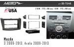 Переходная рамка Mazda 3, Axela Metra 99-7514B