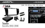 Переходная рамка Toyota Corolla Metra 99-8245CHG