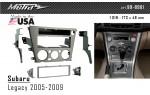 Переходная рамка Subaru Legacy Metra 99-8901