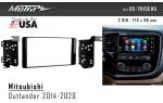 Переходная рамка Mitsubishi Outlander Metra 95-7015CHG