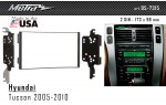 Переходная рамка Hyundai Tucson Metra 95-7315