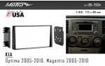 Переходная рамка KIA Magentis, Optima Metra 95-7324