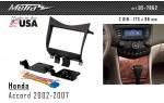 Переходная рамка Honda Accord Metra 95-7862