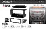 Переходная рамка Mazda 3, Axela Metra 99-7504