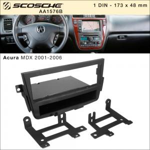 Переходная рамка Acura MDX Scosche AA1576B