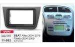 Переходная рамка Seat Altea, Toledo Carav 11-582