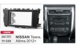 Переходная рамка Nissan Teana, Altima Carav 11-335