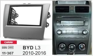 Переходная рамка BYD L3, F3 Carav 11-367