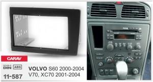 Переходная рамка Volvo S, V, XC CARAV 11-587