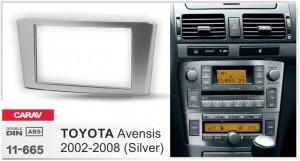 Переходная рамка Toyota Avensis Carav 11-665