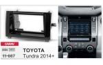 Переходная рамка Toyota Tundra, Sequoia Carav 11-667